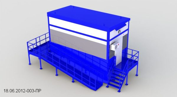 MK-SH - storage warehouse