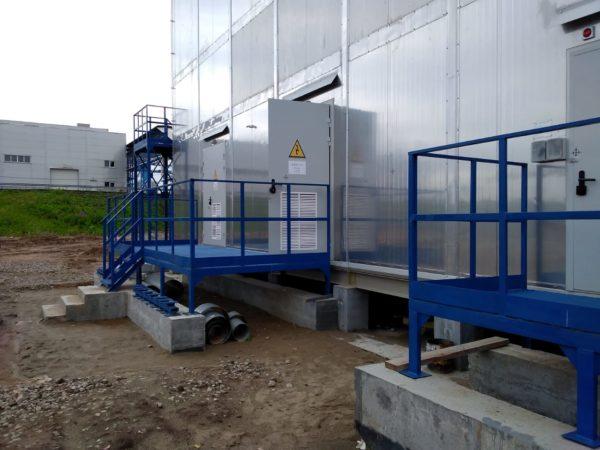MK-TP - transformer substation