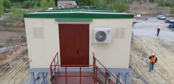 MK-ZRU - closed switchgear