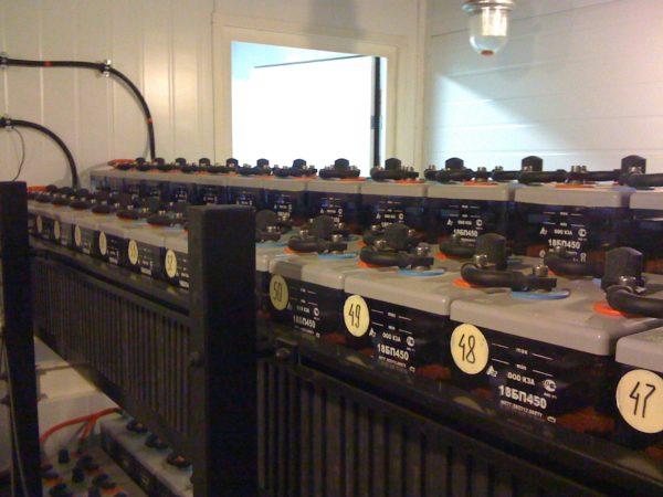 MK-AB for stationary storage battery