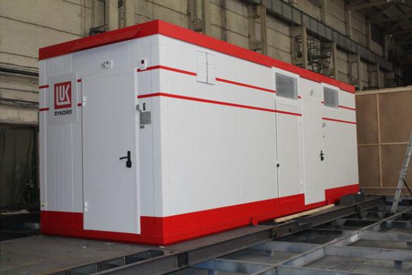 MK-K - compressor room