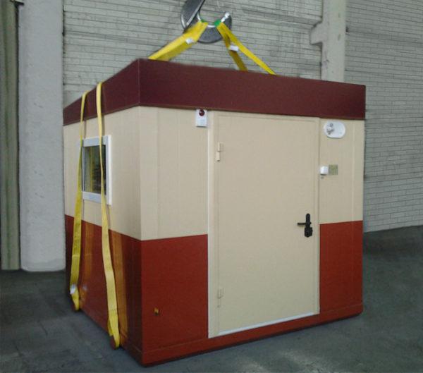 MK-N - pumping station