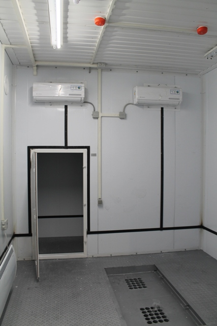 MK-S - communication building